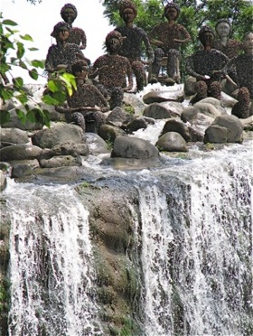 chandigarh-waterfall