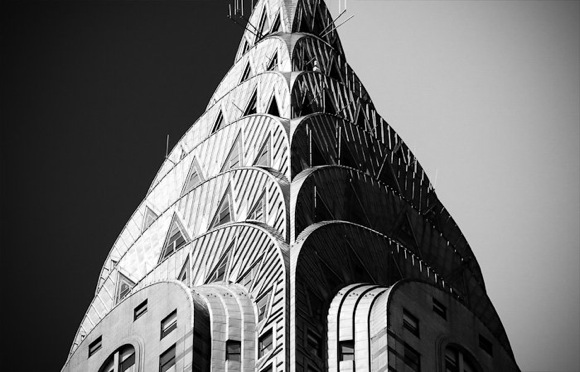 chrysler-building-black-and-white