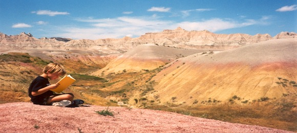 julie-falk-badlands Badlands National Park, South Dakota