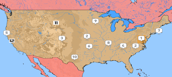 map-of-best-usa-destinations
